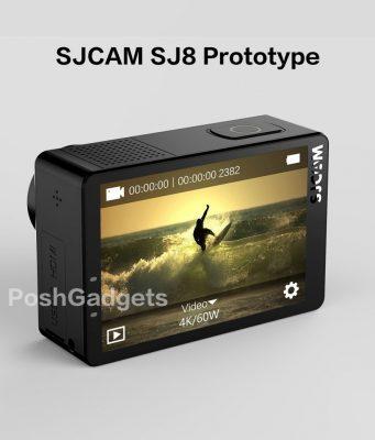 Action Camera SJCAM SJ8 (4K 60fps) Segera Dirilis