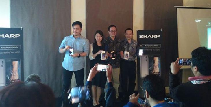 Harga dan Spesifikasi Sharp R1