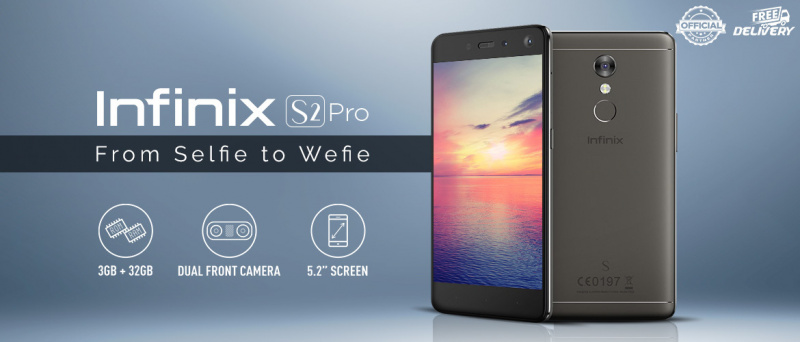 Harga dan Spesifikasi Infinix S2 Pro X522