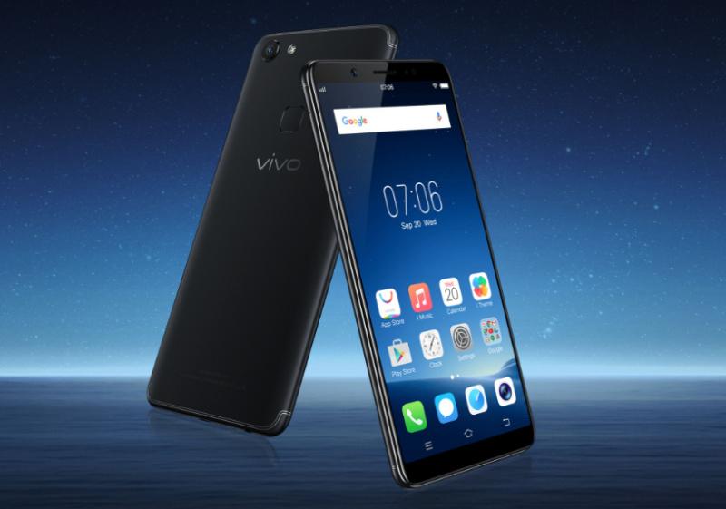 Harga dan Spesifikasi Vivo V7