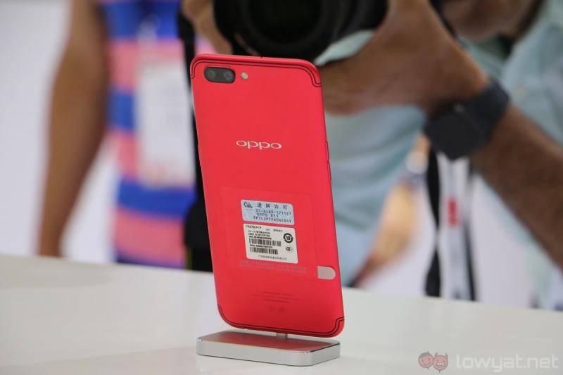 Harga dan Spesifikasi Oppo R11s
