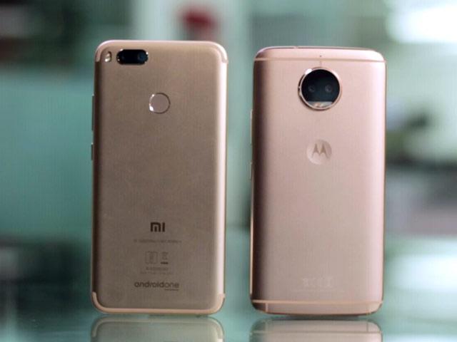 Pilih yang Mana, Motorola Moto G5s Plus atau Xiaomi Mi A1?