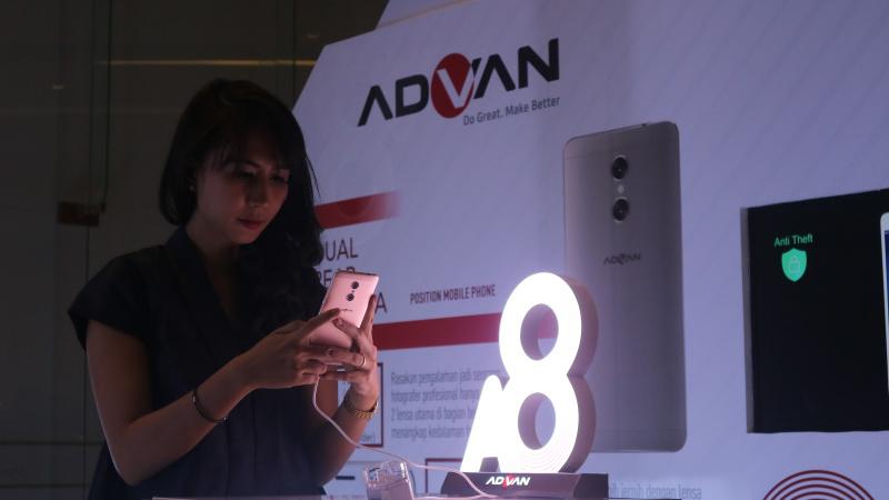 Harga dan Spesifikasi Advan A8