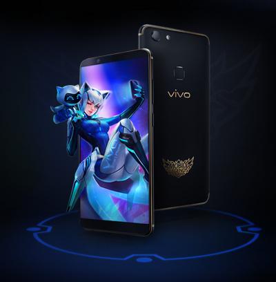 Vivo Rilis V7 Edisi Mobile Legend!