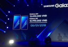 Samsung Galaxy A8 & A8+ Tersedia Mulai 6 Januari 2018 — Harganya Ikut Terungkap