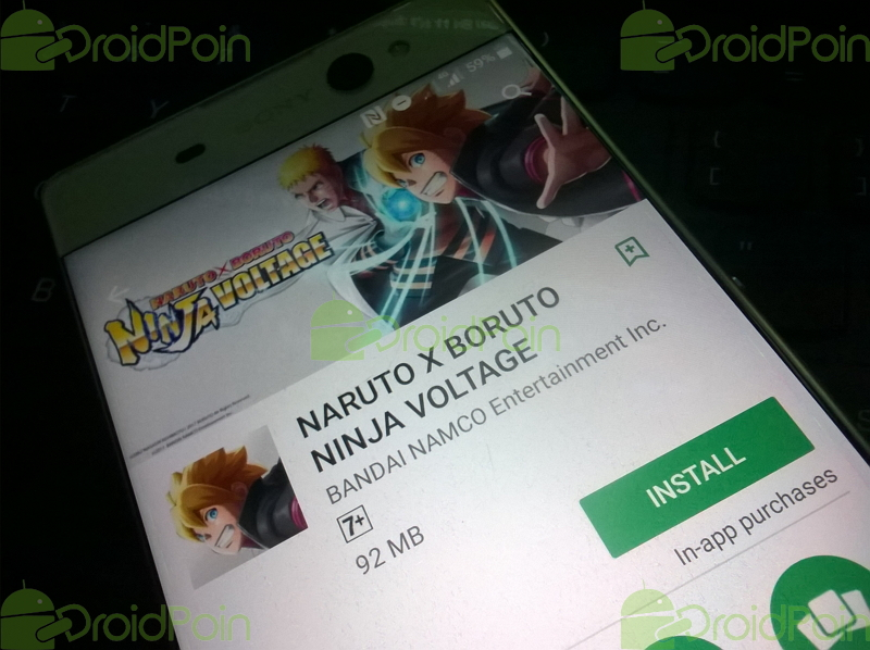 Game Naruto X Boruto Resmi Dirilis, Download Disini!