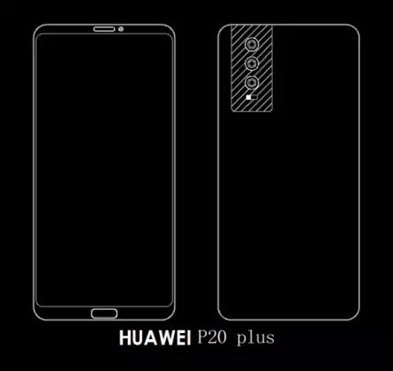 Huawei P20, P20 Plus & P20 Pro menggunakan 3 Kamera Utama?