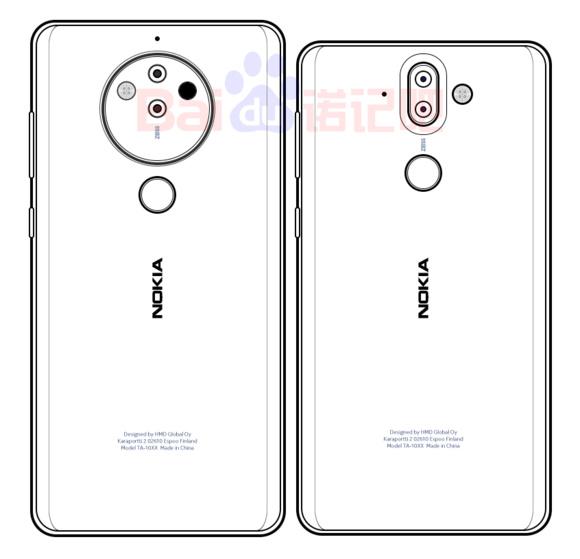Sketsa Desain dari Nokia 10 Memperlihatkan Desain yang Mirip dengan Lumia 1020