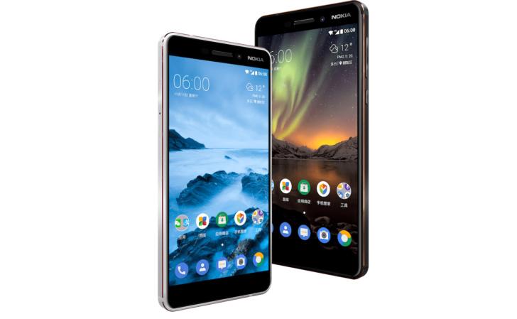 Harga dan Spesifikasi Nokia 6 (2018)