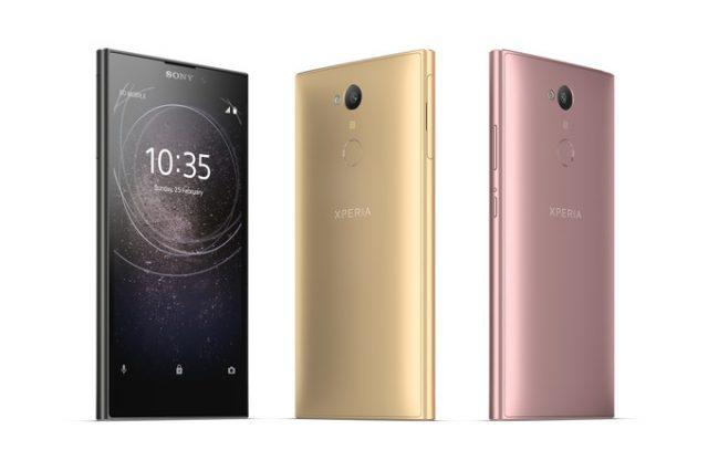 Harga dan Spesifikasi Sony Xperia L2