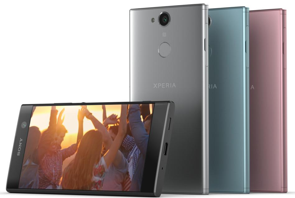 Harga dan Spesifikasi Sony Xperia XA2