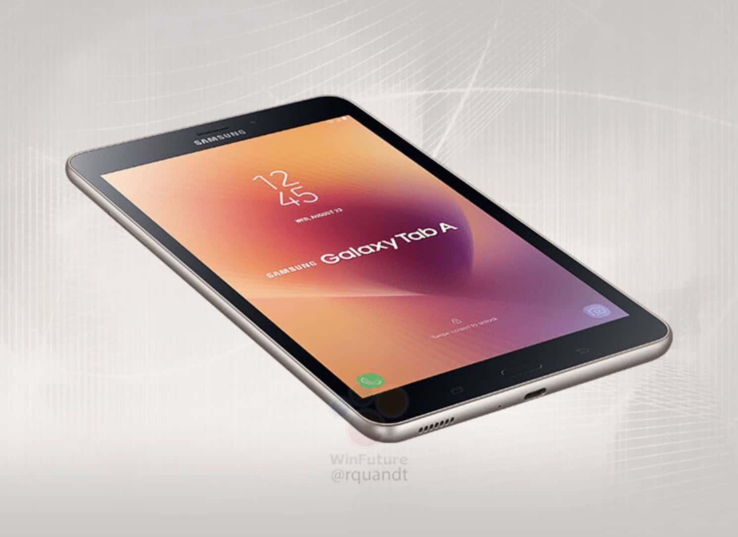 Harga dan Spesifikasi Samsung Galaxy Tab A8 2017