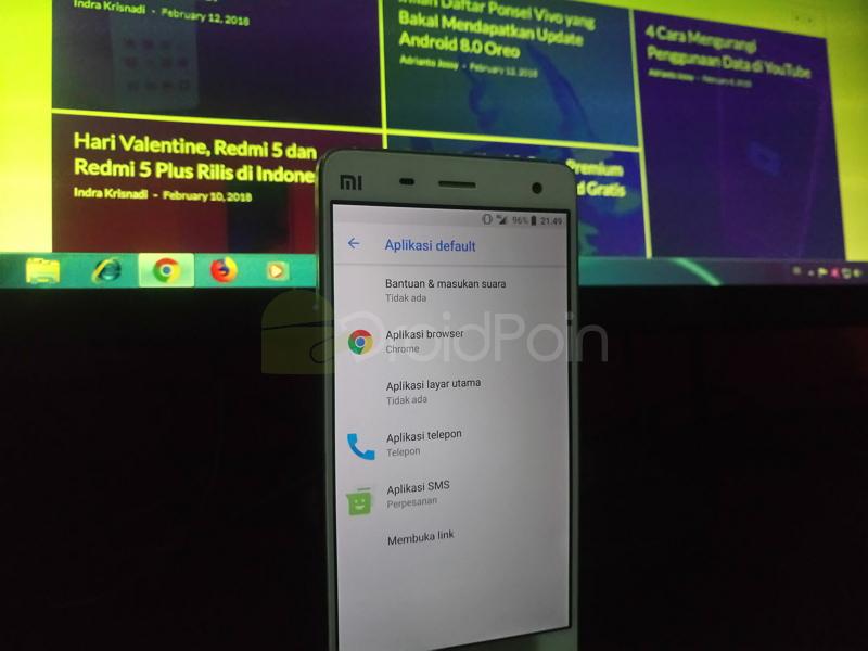 Cara Mengubah Aplikasi Default di Android Oreo