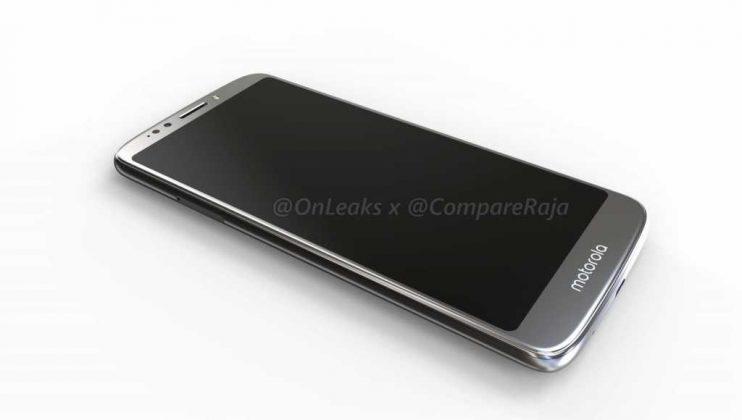 Desain Moto G6 Play Terungkap — Seperti Ponsel Flagship!