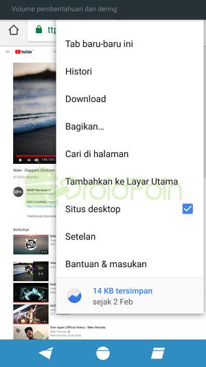 Tips Memutar Lagu di YouTube Walaupun Layar dalam Keadaan Mati!