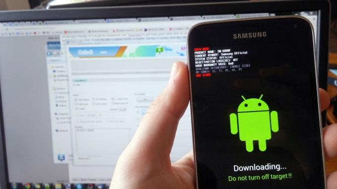 Apa itu Samsung Odin?
