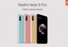 Inikah Spesifikasi dari Xiaomi Redmi Note 5 dan Redmi Note 5 Pro?