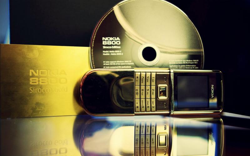 Nokia 8 Sirocco: Ponsel Super Mewah dari Nokia