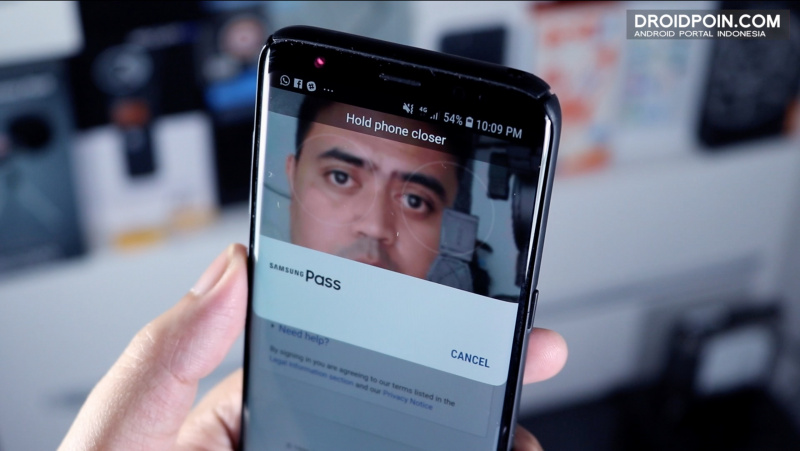 Review Android Oreo Galaxy S8 Final Indonesia