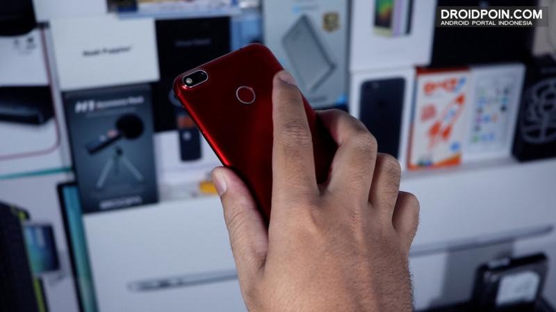Review SPC L53 Selfie Indonesia: Ponsel Selfie Murah — Dual Kamera Depan