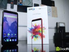 Unboxing & Review SPC L54 Optima — Ponsel Full View Display Murah Indonesia