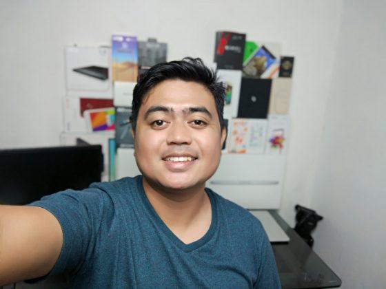 Portrait Kamera Belakang