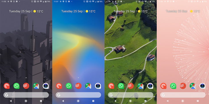 Download Live Wallpaper Pixel 3 Untuk Android Marshmallow ke