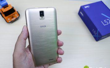 Unboxing & Review SPC L52X Gold — Hape Murah Desain Mewah!