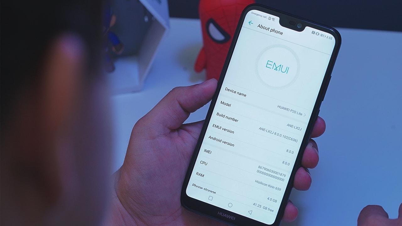Huawei Akhirnya Rilis Update EMUI 9 untuk Huawei P20, P20 Pro & Mate
