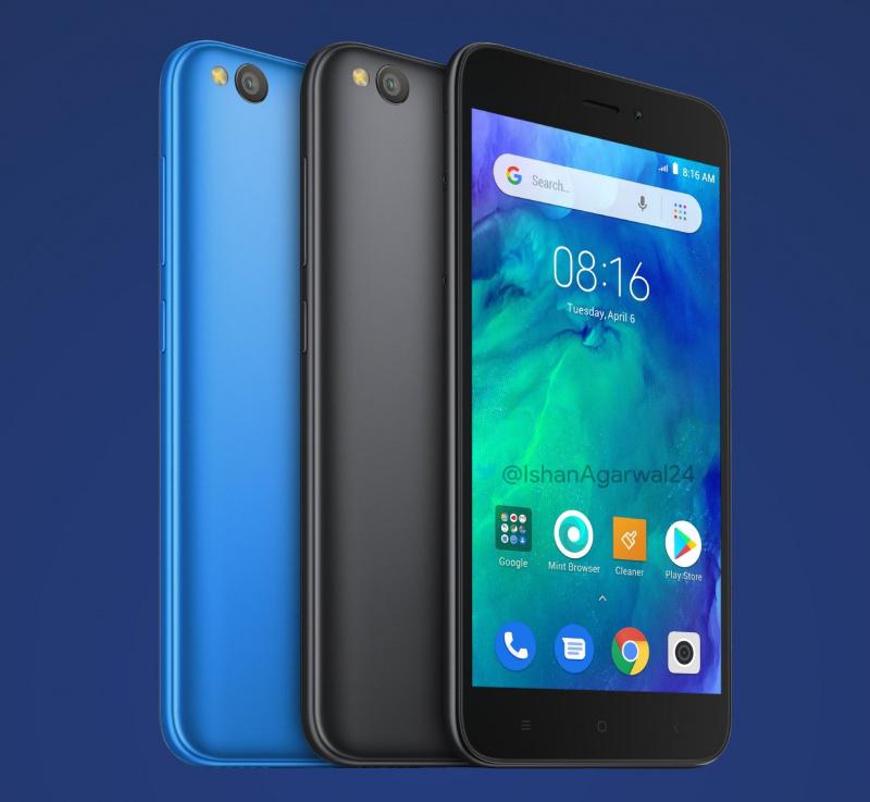 Redmi Go — Hape Android Go Pertama dari Redmi
