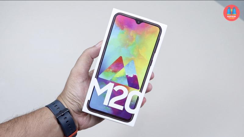 Akhirnya, Hape Budget Keren dari Samsung — Unboxing Samsung Galaxy M20