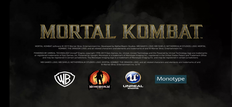 Game Of The Week : Mortal Kombat