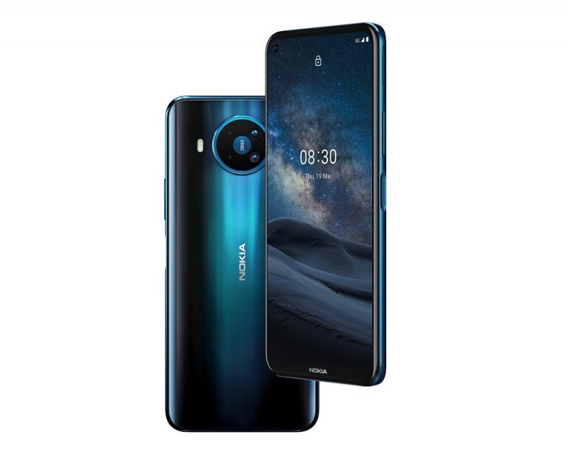 Harga Dan Spesifikasi Nokia 8 3 5g Perdana Dengan 5g Droidpoin