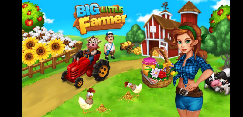 Big Little Farmer